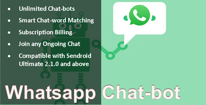Whatsapp Chat-bot